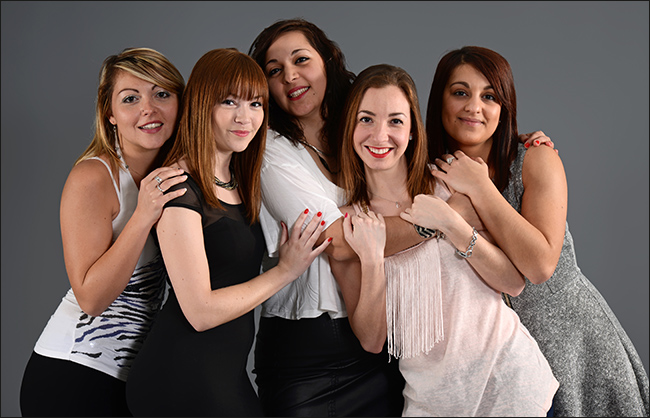 Shooting photo enterrement de vie de jeune fille Lyon